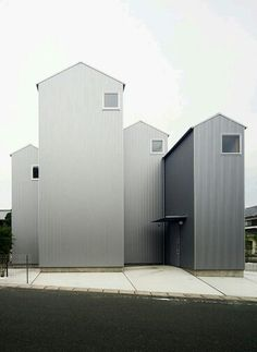 """""""It is impossible to remain indifferent to Japanese culture. It is a different civilisation where all you have learnt must be forgotten"""" - ALAIN DUCASSE - (Unique House in Japan featuring four individual lookalike volumes)"""