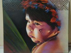 pintura óleo indio - Pesquisa Google