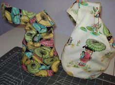 Japanese Knot Bag - free PDF pattern