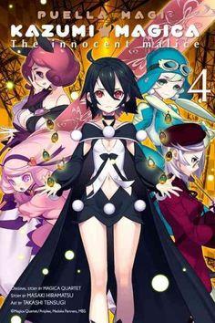 Puella Magi Kazumi Magica 4: The Innocent Malice (Puella Magi Kazumi Magica)