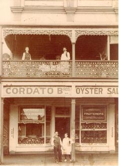 Casino Oyster Saloon ~ 1914 NSW Wilson's Disease, Liver Failure, Bali Travel, Oysters, Old Photos, Cellar, Australia, Life, Vintage