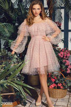 Cute Pink Short Homecoming Dresses,Princess Lace Long Sleeves Prom Dresses - Beautiful Dresses and shoeS - Fashion Dresses Casual Dresses, Elegant Dresses, Fashion Dresses, Fancy Dress Outfits, Dresses Dresses, Formal Dresses, Wedding Dresses, Backless Dresses, Bride Dresses