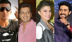 Akshay Kumar, Abhishek Bachchan, Riteish Deshmukh, Jacqueline Fernandez Chemistry In Housefull 3 Movie