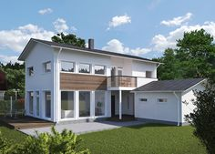 Hartman Koti Leija 160 House Plans, Sweet Home, Shed, Garage, Floor Plans, Farmhouse, Houses, Outdoor Structures, Flooring