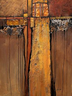 Tapestry , mixed media contemporary geologic abstract Carol Nelson Fine Art, painting by artist Carol Nelson Tapestry Art, Fine Art, Encaustic Art, Modern Art Movements, Abstract Painting, Abstract Art, Art Movement, Abstract, Modern Art Abstract