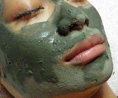 Ev Yapımı Pratik Kil Maskesi