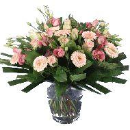 Pastelkleurige bloemen boeket  Vanaf: €18,95