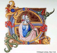 Gradual - Images from Medieval and Renaissance Manuscripts - The Morgan Library & Museum