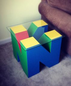 Nintendo 64 Table                                                                                                                                                                                 More