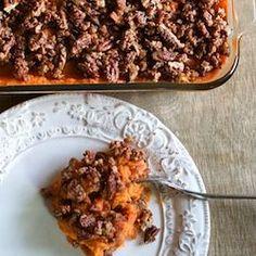 Maple Whipped Sweet Potatoes Recipe