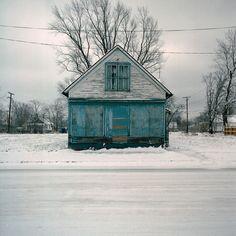 100 Abandoned Houses Kevin Bauman