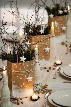 decoracin navidea 2017 2018 - Christmas Party Decorations Pinterest