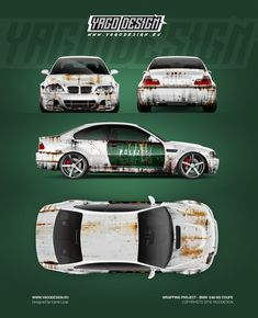 BMW E46 M3 Coupe – Yago Design