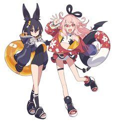 #27 あつい Female Character Design, Character Creation, Character Design Inspiration, Character Concept, Cute Anime Character, Character Art, Anime Poses Reference, Cartoon Art Styles, Anime Art Girl