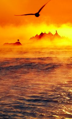 Scenic sunset in South Korea • photo: HeungSoon on 500px
