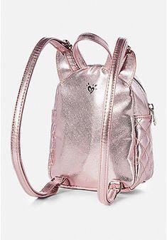 Tween Girls Mini Backpacks Emoji Initial More Justice Trendy Purses Girls Bags Mini Backpack Purse