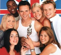 Reasons why S Club 7 secretly were the best English pop group in the 00's