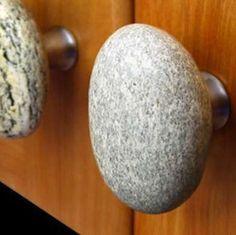 Sea Stone Knobs