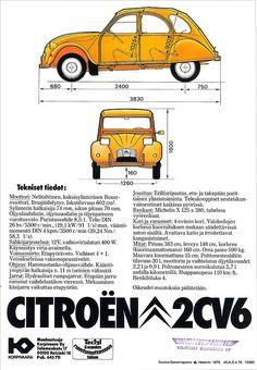 2CV4,2CV6.VAN. : CITROEN-CATALOG-GALLERY : by CITROEN DS.