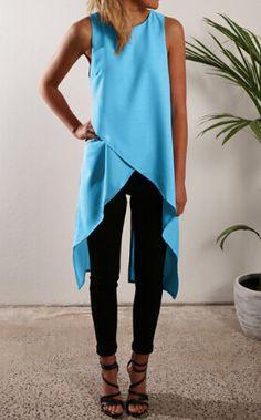 Women Irregular Chiffon Dress Female Casual Summer Style Dress Sexy Sleeveless O-Neck Split Back Dresses