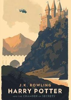 Metal Poster J K Rowling