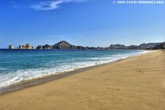 My favorite place. Medano Beach - Cabo San Lucas, Mexico