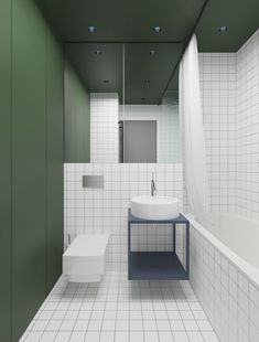 Hoffman Interior Design is a beautiful design project from 2017 by architect Emil Dervish, location in Kiev, Ukraine. Hoffman Interior Design is a beautiful design project from 2017 by architect Emil Dervish, location in Kiev, Ukraine. Bathroom Toilets, Bathroom Wall, Modern Bathroom, Washroom, Bathroom Green, Bathroom Flooring, Tile Bathrooms, Public Bathrooms, Budget Bathroom