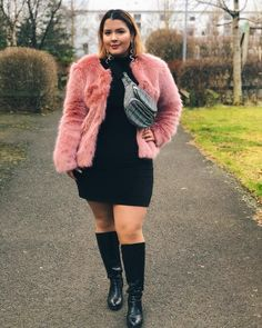 Slaying the runway✨ Slay, Fashion Boots, Runway, Plus Size, Sweaters, Beauty, Instagram, Dresses, Women