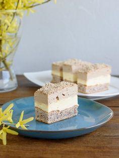 Ciasto Monte składa się z orzechowego biszkoptu i dwóch rodzajów kremu budyniowego. Wyśmienite na każdą okazję. Delikatny krem na żółtkach jest przepyszny. Ciasto wprost rozpływa się w ustach. Bardzo odpowiada…