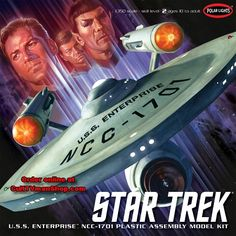 Classic 1:350 Enterprise is shipping!