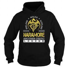 I Love NARAMORE Legend - NARAMORE Last Name, Surname T-Shirt T shirts