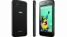 Spice Android One Dream UNO Price in India and Features