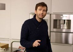 VIDEO: David Tennant On The Fine Art Of Text Kisses
