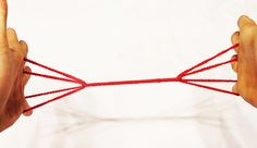 Fun Dogs On A Leash String Figure/String Trick - Easy Tutorial