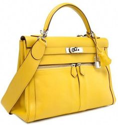 Hermes Kelly Lakis - Lyst  but in a different color #Hermeshandbags