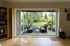 uPVC Bi-Folding Double Glazed Doors | Safestyle UK