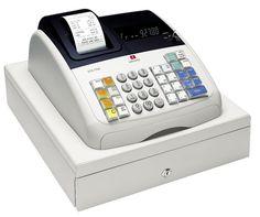 Caja Registradora Olivetti ECR 7700  Alfanúmerica - Valida xra la ley de tickets