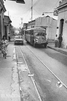 Esquina Amadora en La Pastora - Caracas, 25-07-1964 (FRANCISCO EDMUNDO PÉREZ / ARCHIVO EL NACIONAL)