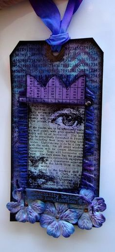 She Who Stamps & Scraps: Dyan Reaveley