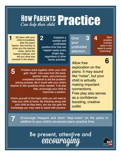 Share this with your piano studio parents and assist parents in being active and effective participants in home practice | www.teachpianotoday.com #piano #teaching #lessons #studio