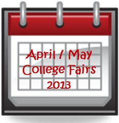 Top 5 College Fair Tips - How to get the most from a College Fair. #collegevisit @collegevisit @smartcollegevisit