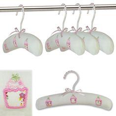 Cupcake Padded Hanger