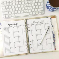 Calendar Roundup - Free Planner Printables - Pink Bows & Twinkle Toes