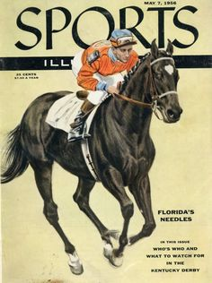 derby 1928 | Derby cover boy! (Copyright Sports Illustrated)