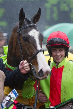 Our Conor - Cheltenham Triumph Hurdle winner 2013. (and possibly next year's Champion Hurdle winner too!)