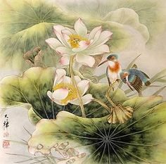 chinese art | ... chinese paintings and calligraphy art chinese paintings by mystic east