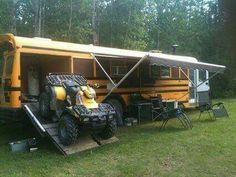 #Skoolie. Bus Conversion.