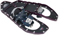 Plan to use my snowshoes to get out in the mountains!