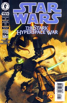 Star Wars 36: The Stark Hyperspace War 1 of 4