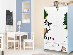 Kinderzimmer wandgestaltung bauernhof  17 besten Möbelsticker für das Kinderzimmer Bilder auf Pinterest ...
